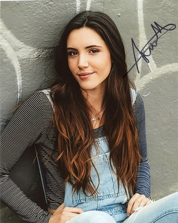 Arielle Carver-O'Neill Signed 8x10 Photo