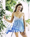 Amanda Righetti Signed 8x10 Photo - Video Proof