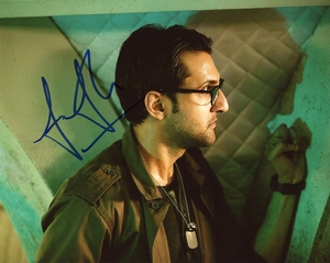 Arsher Ali Signed 8x10 Photo