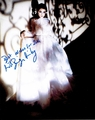 Astrid Berges-Frisbey Signed 8x10 Photo - Video Proof
