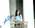 Aubrey Peeples Signed 8x10 Photo