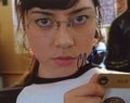 Aubrey Plaza Signed 8x10 Photo