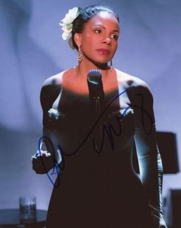Audra McDonald Signed 8x10 Photo