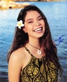 Auli'i Cravalho Signed 8x10 Photo - Video Proof