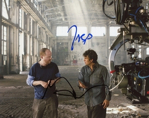 Joss Whedon & Mark Ruffalo Signed 8x10 Photo - Video Proof