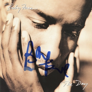Babyface Signed CD Booklet