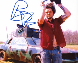 Bam Margera Signed 8x10 Photo