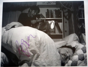 Bam Margera Signed 11x14 Photo