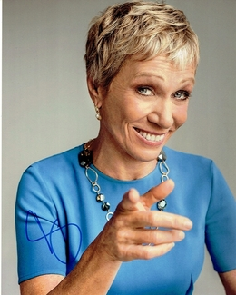 Barbara Corcoran Signed 8x10 Photo
