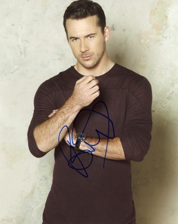 Barry Sloane Signed 8x10 Photo - Video Proof