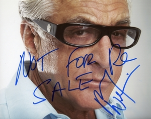 Barry Weiss Signed 8x10 Photo