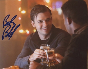 Burkely Duffield Signed 8x10 Photo