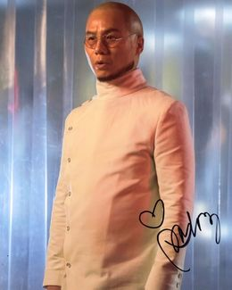 BD Wong Signed 8x10 Photo