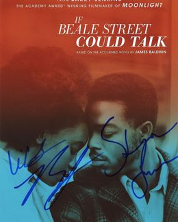 If Beale Street Could Talk Signed 8x10 Photo