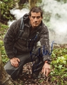 Bear Grylls Signed 8x10 Photo - Video Proof