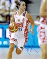 Becky Hammon Signed 8x10 Photo
