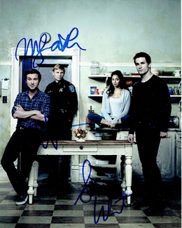 Being Human Signed 8x10 Photo - Video Proof