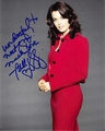 Bellamy Young Signed 8x10 Photo