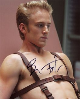 Ben Foster Signed 8x10 Photo