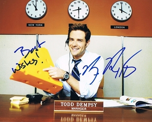 Ben Rappaport Signed 8x10 Photo