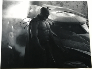 Ben Affleck Signed 11x14 Photo - Video Proof