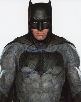 Ben Affleck Signed 8x10 Photo