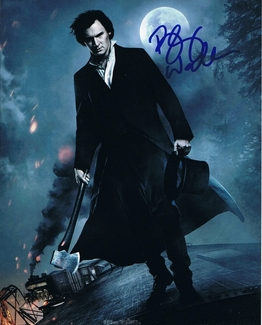 Benjamin Walker Signed 8x10 Photo - Video Proof