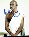 Ben Kingsley Signed 8x10 Photo - Video Proof