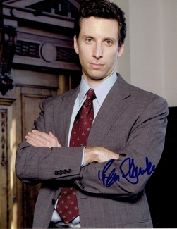 Ben Shenkman Signed 8x10 Photo