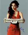 Berenice Marlohe Signed 8x10 Photo - Video Proof