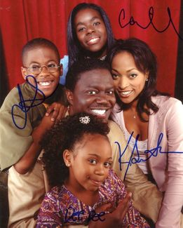 The Bernie Mac Show Signed 8x10 Photo