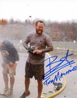 Bert Kreischer Signed 8x10 Photo