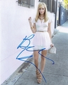 Beth Behrs Signed 8x10 Photo