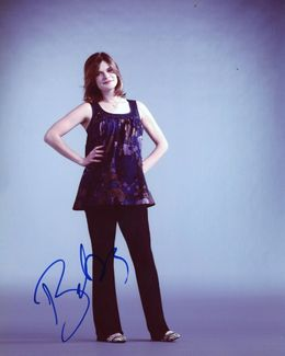 Betsy Brandt Signed 8x10 Photo - Video Proof