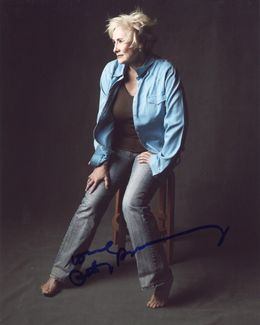 Betty Buckley Signed 8x10 Photo