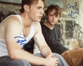 Dane DeHaan & Emory Cohen Signed 8x10 Photo - Video Proof