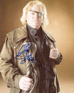Brendan Gleeson Signed 8x10 Photo