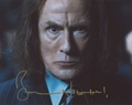Bill Nighy Signed 8x10 Photo - Video Proof