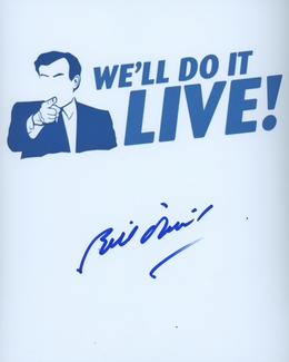 Bill O'Reilly Signed 8x10 Photo