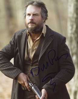 Bill Paxton Signed 8x10 Photo