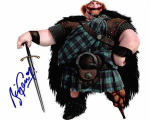 Billy Connolly Signed 8x10 Photo