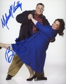Billy Gardell & Melissa McCarthy Signed 8x10 Photo - Video Proof