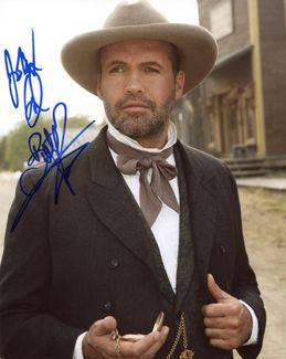 Billy Zane Signed 8x10 Photo