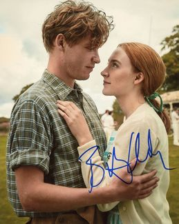 Billy Howle Signed 8x10 Photo - Video Proof