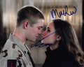 Joe Alwyn & Makenzie Leigh Signed 8x10 Photo