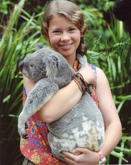 Bindi Irwin Signed 8x10 Photo - Video Proof