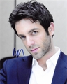 B.J. Novak Signed 8x10 Photo