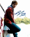 Blake Jenner Signed 8x10 Photo - Video Proof