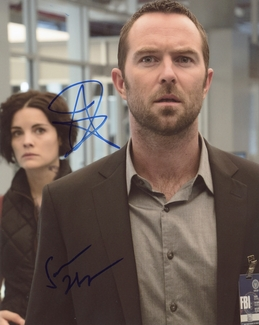 Sullivan Stapleton & Jaimie Alexander Signed 8x10 Photo - Video Proof