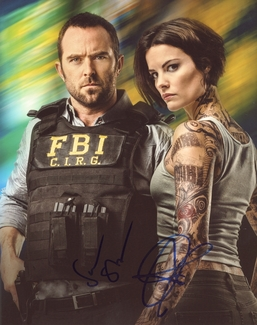 Jaimie Alexander & Sullivan Stapleton Signed 8x10 Photo - Video Proof
